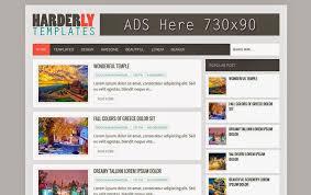 free responsive blogger templates dangstars