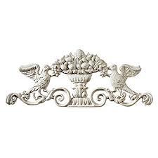 Architectural Pediment Design Design Toscano Urn Ornamental Architectural Pediment