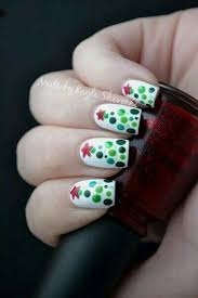 best 25 christmas tree nails ideas only on pinterest christmas