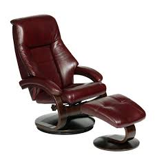 red leather swivel recliner chair 107 leather swivel recliner