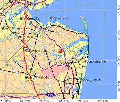 kbcc map lincroft jersey nj 07738 profile population maps
