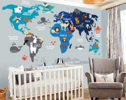 Nursery Wall Decal Nursery Wall Decal Etsy