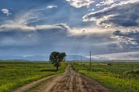 Montana landscapes images Montana farm road 2 tau zero jpg
