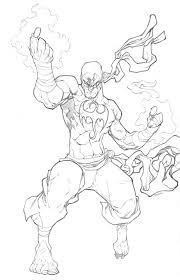 iron fist by mikebowden on deviantart
