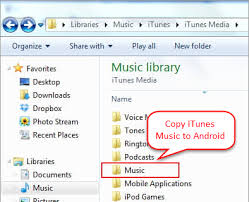 4 methods to transfer from itunes to android