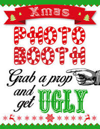 photo booth sign digital christmas photo booth sign props no physical item ebay