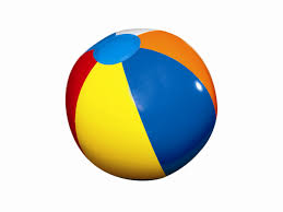 free beach ball clip art pictures clipartix