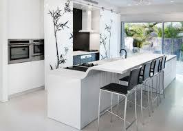 designer kitchen islands 10 white kitchen designs that perfectly match your kitchen worktops