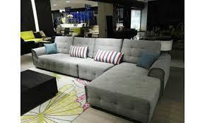 canapé pas chere d angle canapé design achat canapés d angle en tissu bellay lecoindesign