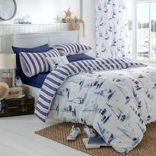 Nautical Comforter Set Bedding Nautical Bedding Montego Bay Seashell Duvet Cover By