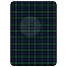 scottish campbell black watch tartan wedding invitation celtic