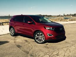 ford edge crossover on the road review ford edge sport the ellsworth americanthe