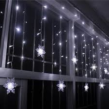 led snowflake string lights for 29 99 only stuffnice