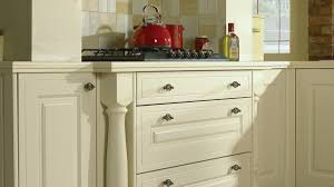 Alabaster White Kitchen Cabinets by Worcestershire Kitchen Fitters Buxton Alabaster
