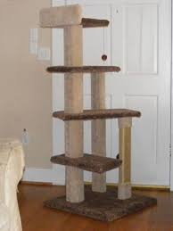 How To Find House Plans Build Cat Tree House How To Find Free Plans For Building Your