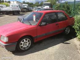 used peugeot 309 of 1987 230 000 km at 6 900 u20ac