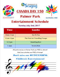 what day is thanksgiving day in canada canada day celebrations township of scugog