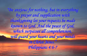 take everything to god in prayer philippians 4 6 7 mission