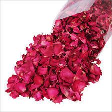 Rose Petals Dried Rose Petals Ebay