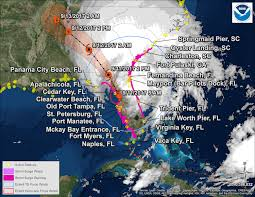 Florida travel forecast images Hurricane irma 39 s path and when the storm could arrive maps png