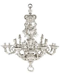 Antique Rock Crystal Chandelier The Most Expensive Antique Chandeliers Sold At Auction Photos