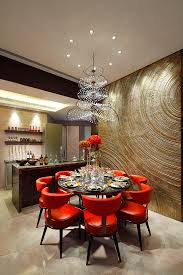 Dining Room Lighting Ideas Dining Room Chandeliers Modern Stagger Impressive Contemporary