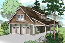 cottage garage plans this craftsman garage plan can park up to two cars both doors are