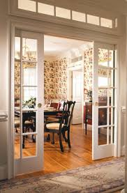 Interior French Doors With Transom - french glass pocket doors home decor and details pinterest