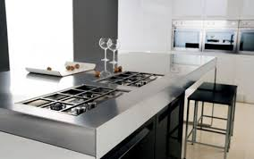 kitchen island stainless steel home design