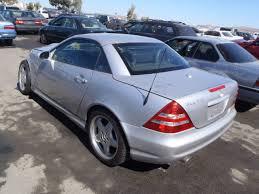 Slk230 Interior 2001 Mercedes Benz Slk320 Convertible R170 Interior Right A C Vent