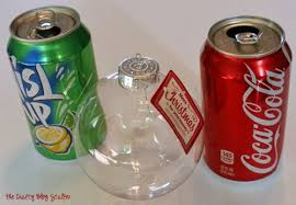 how to make a soda can ornament the crafty stalker