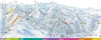 World Mountain Ranges Map by Andorra Ski Maps And Slopes All Andorra