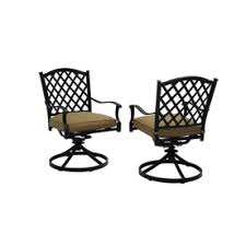 Swivel Rocker Patio Dining Sets Shop Patio Chairs At Lowes