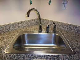 brushed nickel faucet with stainless steel sink photo gallery michael q s plumbing