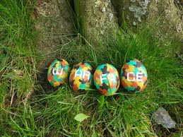 camouflage easter eggs easter competition paint an egg page 5