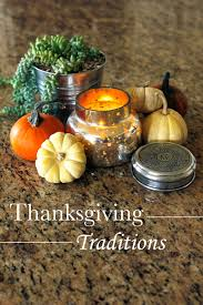 family thanksgiving traditions simplify your home life with the neighborhood