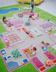 Kid Play Rug Safe Family Themed 3d Interactive Play Rug For