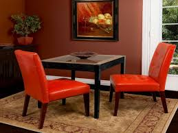Orange Dining Room Chairs Orange Dining Room Orange Rooms Design Burnt Orange Dining Room