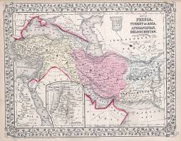middle east map india the empire and the middle east maps