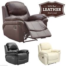 Armchairs Uk Only Leather Armchairs Ebay