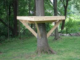 treehouse floor plans small tree house ideas