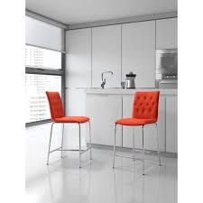 modern orange bar stools bar stools white kitchen orange bar stools round orange bar