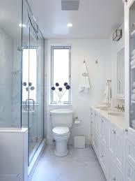 narrow bathroom ideas contemporary narrow bathroom ideas designs small design home