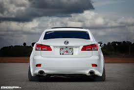 white lexus is 250 2017 style u0026 elegance petar u0027s clean lexus is stancenation