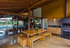 Vacation Home Design Trends Matching Tropial Vacation Houses With Modern Details
