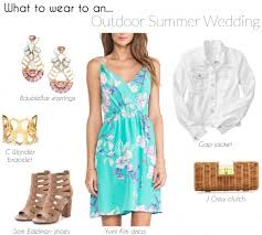 dress to wear to a summer wedding dresses to wear to an outdoor summer wedding confessions of a
