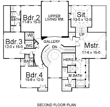 revival house plans house plan 98270 at familyhomeplans