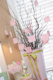 baby shower tree paws re thread baby shower decorating ideas clothes line