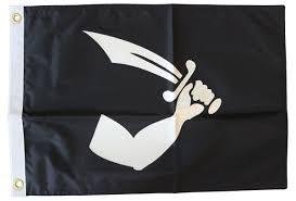 Authentic Pirate Flag Amazon Com Thomas Tew 12