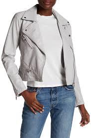 cloth moto jacket blanknyc denim faux leather moto jacket nordstrom rack